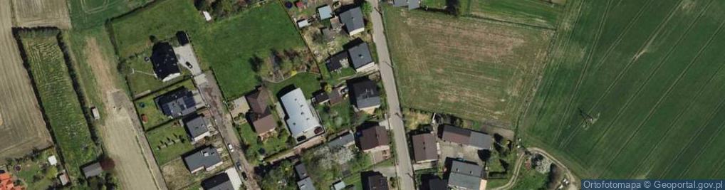 Zdjęcie satelitarne Krzemienia 18