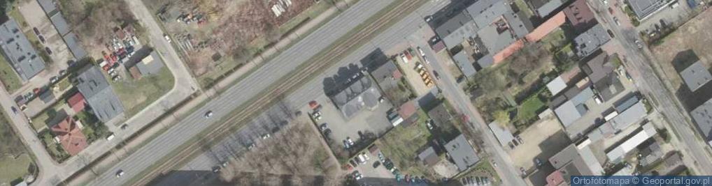 Zdjęcie satelitarne Królowej Jadwigi 34