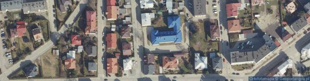Zdjęcie satelitarne Kraszewskiego Józefa Ignacego ul.