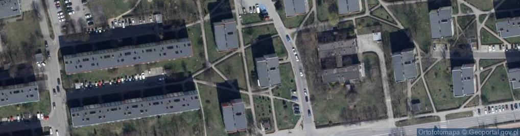 Zdjęcie satelitarne Króla Kazimierza Wielkiego 12