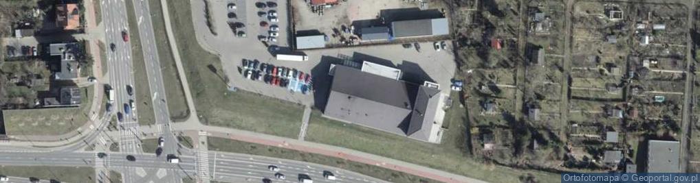 Zdjęcie satelitarne Krasińskiego Zygmunta 50