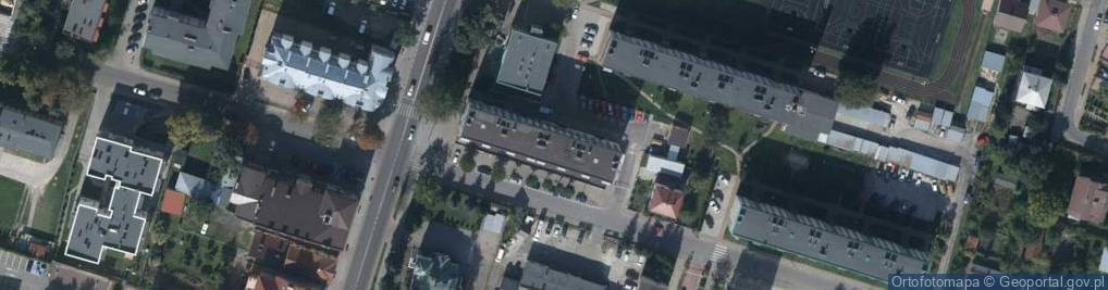 Zdjęcie satelitarne Króla Zygmunta 1