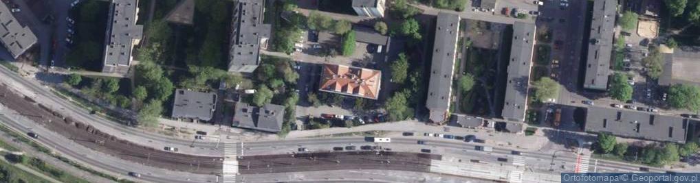 Zdjęcie satelitarne Kraszewskiego Józefa Ignacego 40