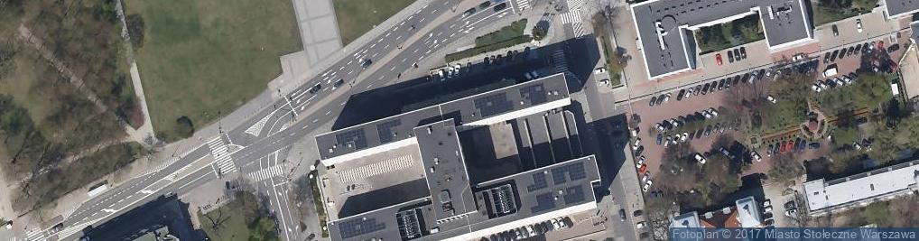 Zdjęcie satelitarne Królewska 11