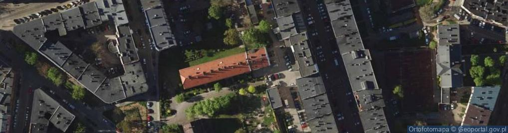 Zdjęcie satelitarne Kręta 3