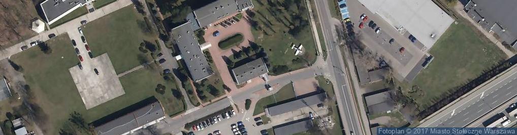 Zdjęcie satelitarne Księcia Bolesława ul.