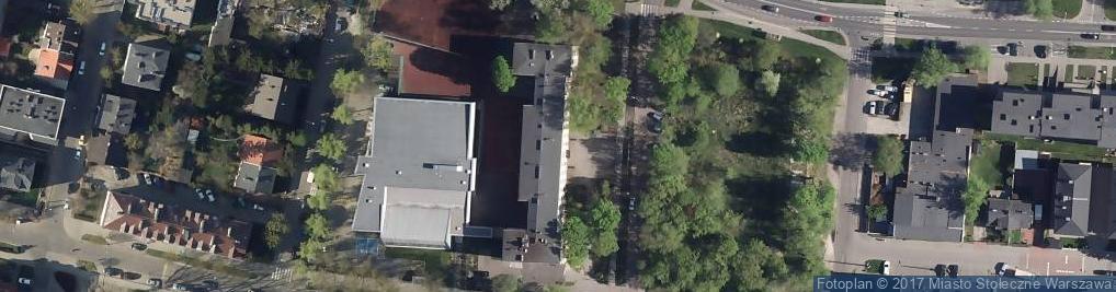 Zdjęcie satelitarne Kwatery Głównej 13