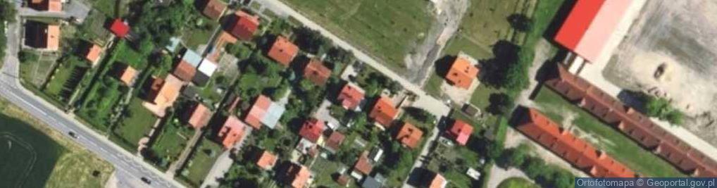 Zdjęcie satelitarne Łąkowa 5