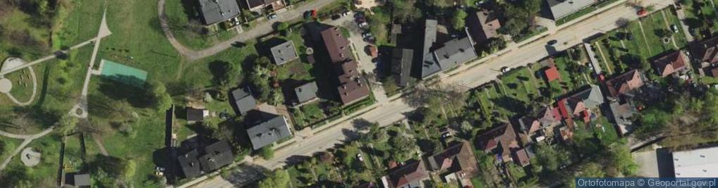 Zdjęcie satelitarne le Ronda Henryka, gen. 52a
