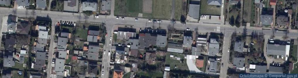 Zdjęcie satelitarne Ledóchowskiego Mieczysława, kard. ul.