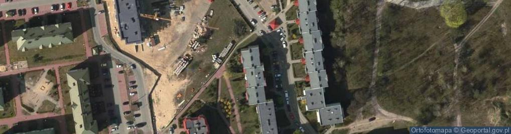Zdjęcie satelitarne Lecha 11