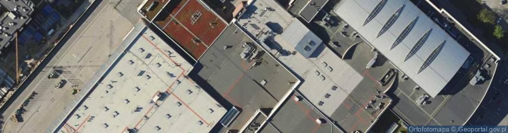 Zdjęcie satelitarne Legnicka 58