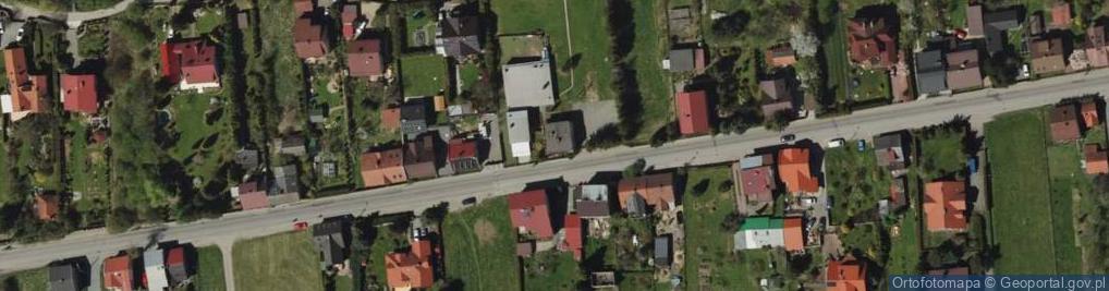 Zdjęcie satelitarne Leśnianka 34