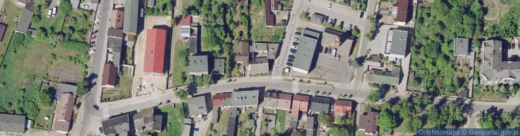 Zdjęcie satelitarne Libelta Karola ul.