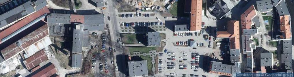 Zdjęcie satelitarne Limanowskiego Bolesława 7