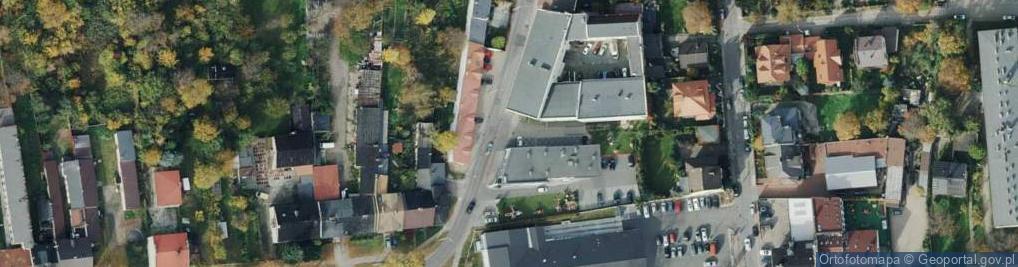 Zdjęcie satelitarne Łódzka 8