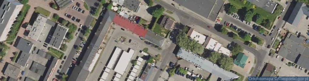 Zdjęcie satelitarne Łukasiewicza Ignacego 3