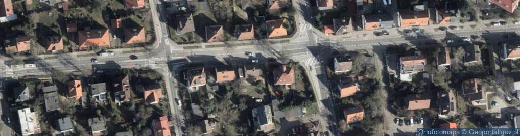 Zdjęcie satelitarne Łukasińskiego Waleriana 16