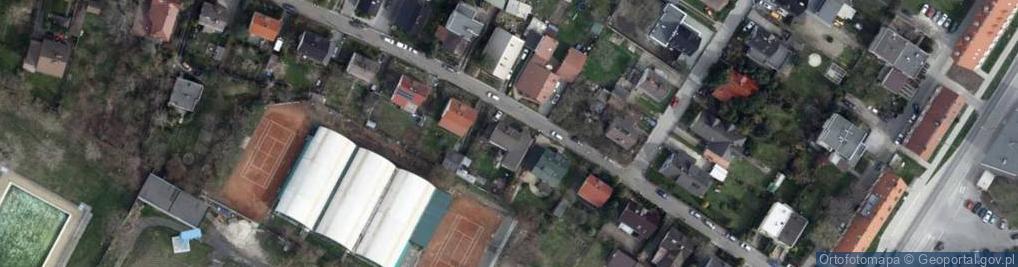 Zdjęcie satelitarne Maków 11