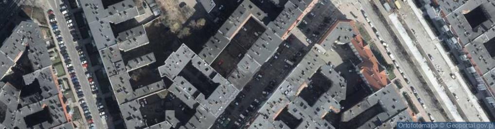 Zdjęcie satelitarne Mazurska 20