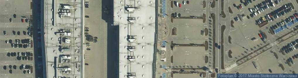 Zdjęcie satelitarne Malborska 45