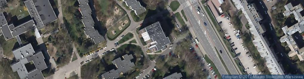 Zdjęcie satelitarne Mandarynki 6