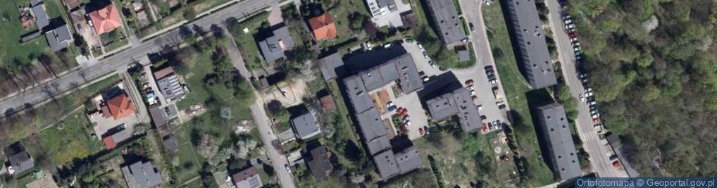Zdjęcie satelitarne Miarki Karola 6