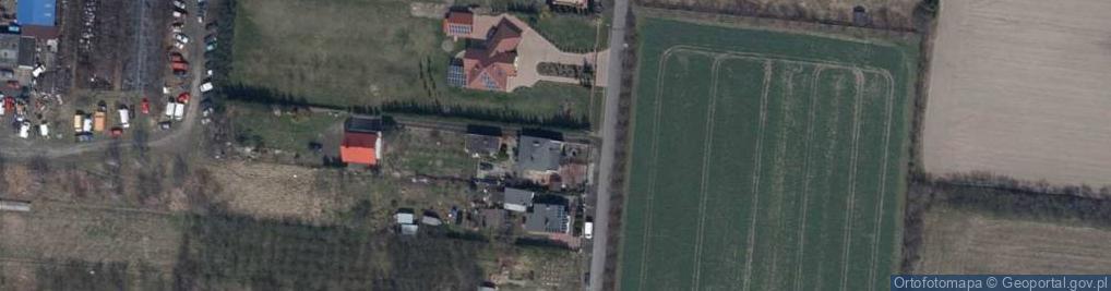 Zdjęcie satelitarne Michałowskiego Piotra 24