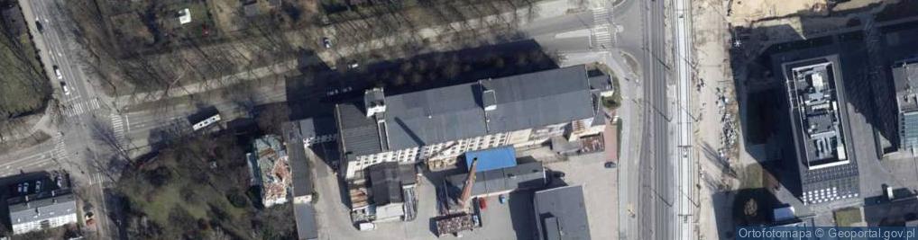 Zdjęcie satelitarne Milionowa 55