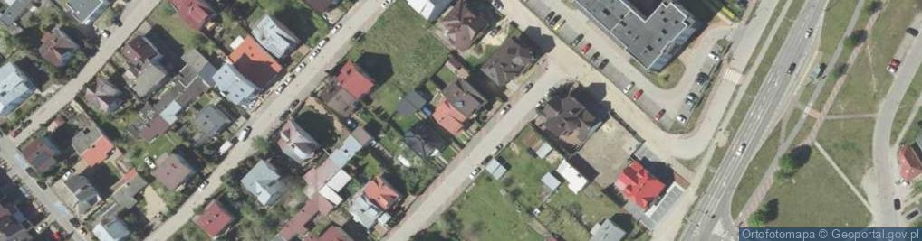 Zdjęcie satelitarne Miła 15