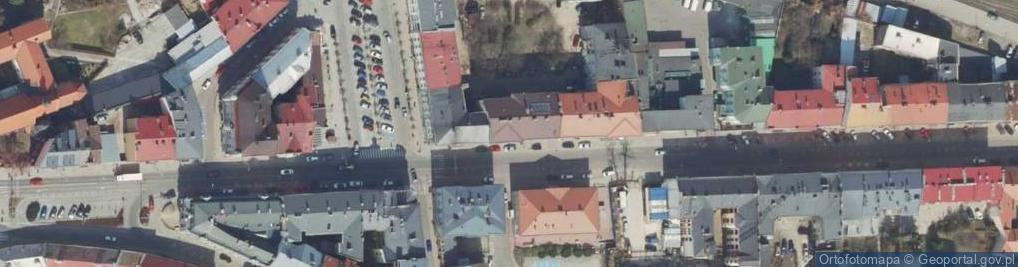 Zdjęcie satelitarne Mickiewicza Adama 9