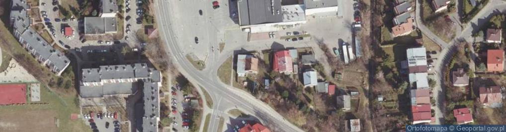 Zdjęcie satelitarne Mieszka I 1
