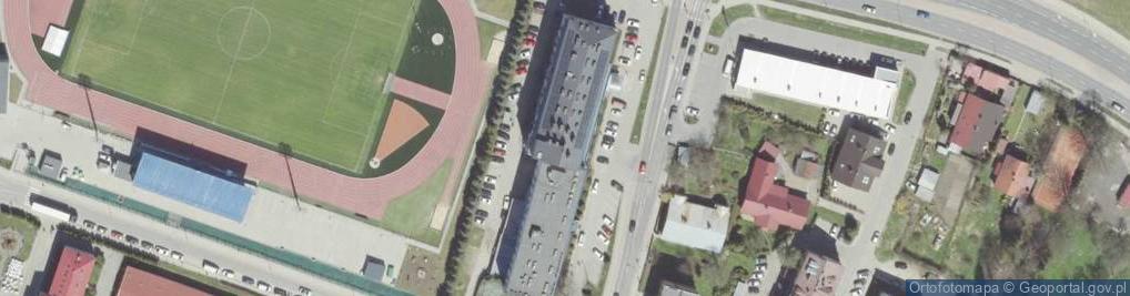Zdjęcie satelitarne Mickiewicza Adama 29