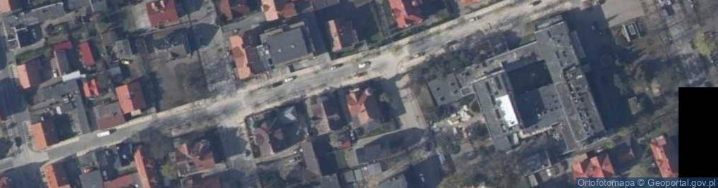 Zdjęcie satelitarne Mickiewicza Adama 10