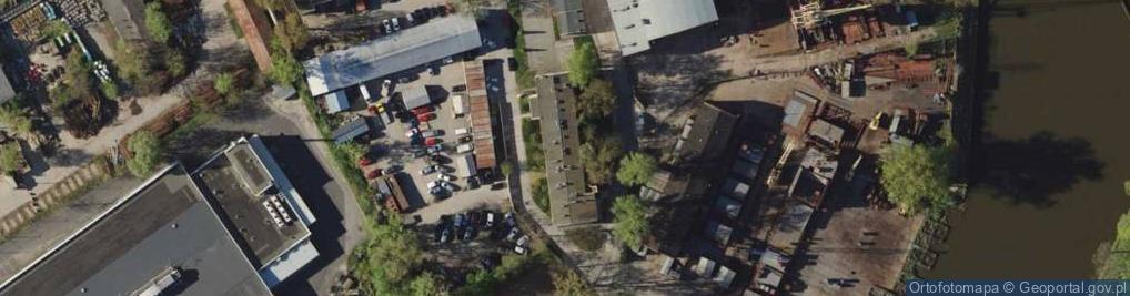 Zdjęcie satelitarne Michalczyka Kazimierza 23
