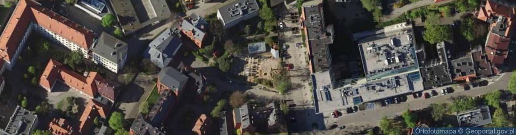 Zdjęcie satelitarne Mikulicza-Radeckiego Jana 4