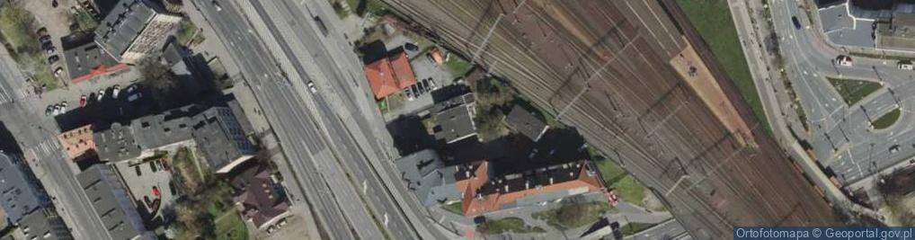 Zdjęcie satelitarne Morska 4