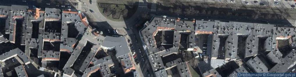 Zdjęcie satelitarne Monte Cassino 6