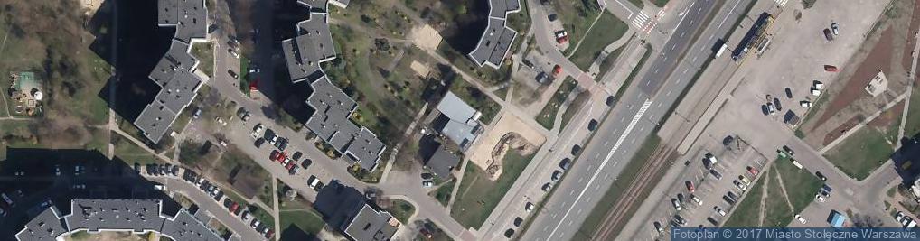 Zdjęcie satelitarne Morcinka Gustawa 32A