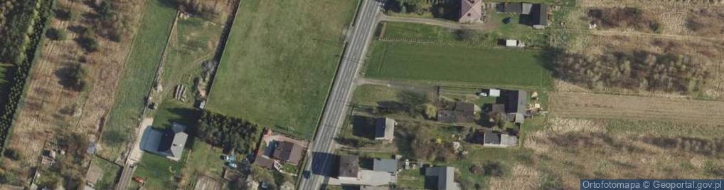 Zdjęcie satelitarne Narutowicza Gabriela 366