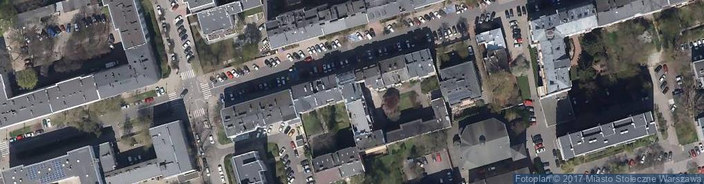 Zdjęcie satelitarne Narbutta Ludwika ul.
