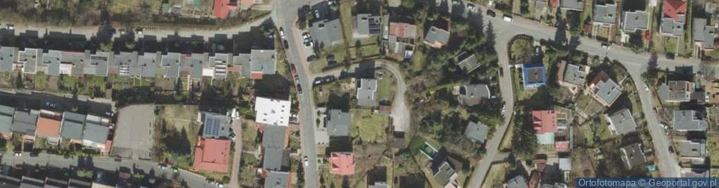 Zdjęcie satelitarne Niecała 2b