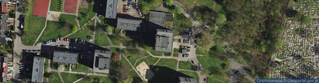 Zdjęcie satelitarne Nowaka Ignacego, dr. 9