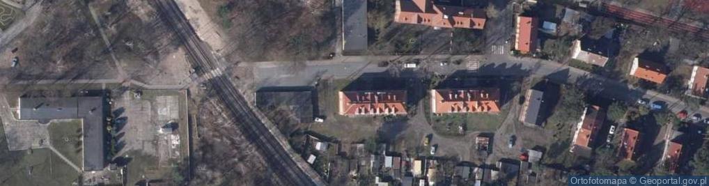 Zdjęcie satelitarne Norweska 23