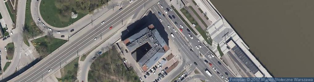 Zdjęcie satelitarne Nowy Zjazd ul.