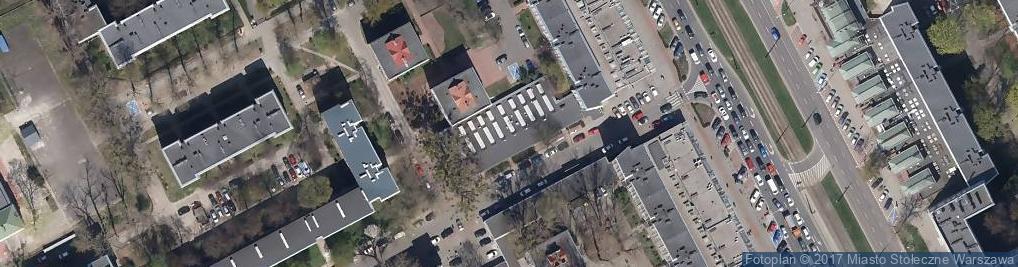 Zdjęcie satelitarne Nowolipie 18