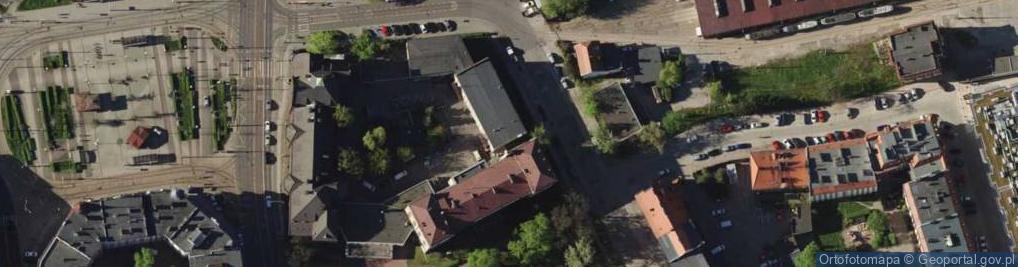 Zdjęcie satelitarne Ołbińska 32