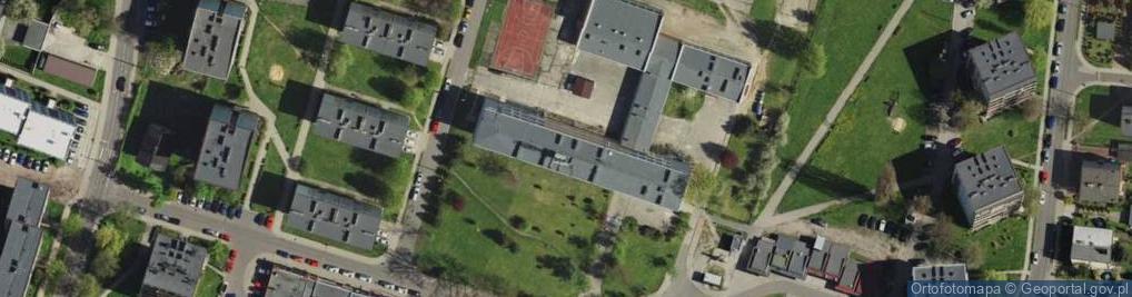 Zdjęcie satelitarne Olchowa 2