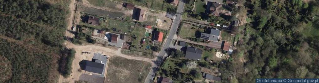 Zdjęcie satelitarne Opławiec 15