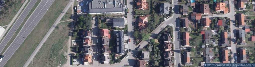 Zdjęcie satelitarne Orląt Lwowskich 5